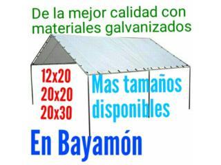 Carpas y toldos , CARPAS Y TOLDOS BAYAMON Puerto Rico