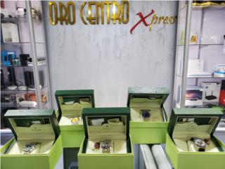 ROLEX Réplica - Variedad de estilos, ORO CENTRO XPRESS  Puerto Rico