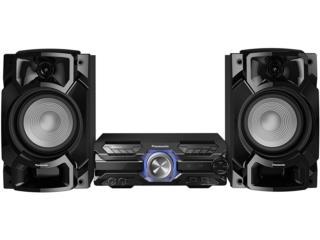Mini Music System PANASONIC SC-AKX520E-K, CashEx Puerto Rico