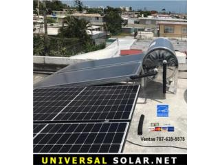 SISTEMAS FOTOVOLTAICOS y CALENTADOR SOLAR, OFICINA_CENTRAL  VENTAS-SERVICIO (787) 635-5575 Puerto Rico