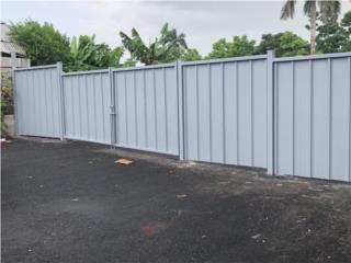 Verjas en Galva-Lume, Pro Fence Puerto Rico