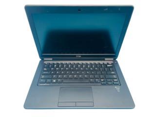 DELL E7250 8gb RAM 120gb SSD i5 $399.99!!, E-Store PR Puerto Rico