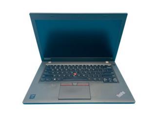 Lenovo T450 8gb RAM 500gb HDD i5 $289.99!!, E-Store PR Puerto Rico