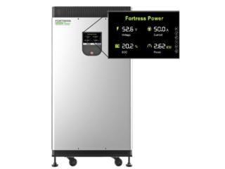 LITHIO FORTRESS 18.5 KW 48 V, FIRST TECH SOLAR Puerto Rico