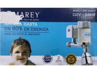 Calentador de ducha Marey, LA FAMILIA MANATI  Puerto Rico