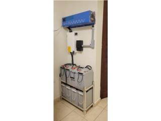 Back up UPS para apartamentos y casas , PowerComm, Inc 7878983434 Puerto Rico