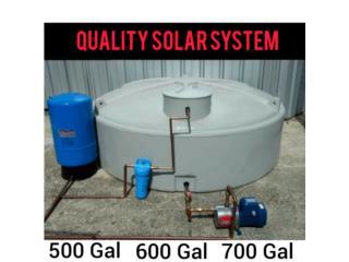 Cisternas con Motor Pump Control, QUALITY POWER 787-517-0663 Puerto Rico