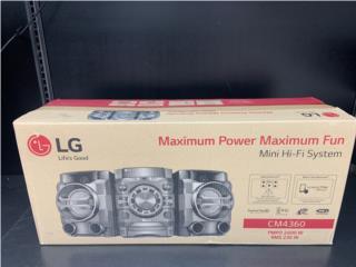 LG Maximum Power CM4360, La Familia Casa de Empeño y Joyería-Guaynabo Puerto Rico