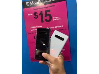 Galaxy s10 activado , Smart Solutions Repair Puerto Rico