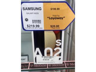 Samsung A02s Nuevo de caja $200 aprovecha!, La Familia Casa de Empeño y Joyería, Bayamón Puerto Rico