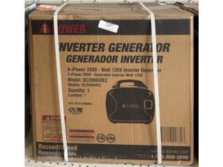 IPower Inverter 2000w, La Familia Casa de Empeño y Joyería-San Juan Puerto Rico