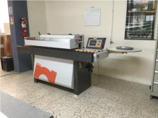 Edgebanding machine Maggi y otros equipos, LIQUIDACION EQUIPOS EBANISTERIA Puerto Rico