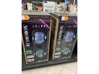 AudioBox Speaker 4100watts, La Familia Casa de Empeño y Joyería-Humacao Puerto Rico