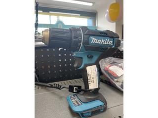 Makita Drill con batería y cargador , LA FAMILIA VEGA BAJA 1 Puerto Rico