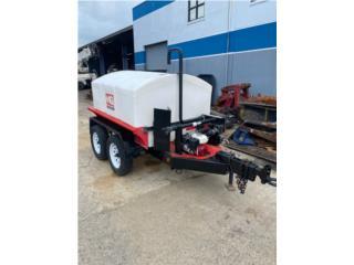 TRAILER CON TANQUE PARA RIEGO, Reliable Equipment Corp. Puerto Rico