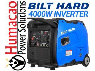 BILT HARD 4000W INVERTER 2años GARANTÍA LOCAL, HUMACAO POWER SOLUTIONS LLC Puerto Rico