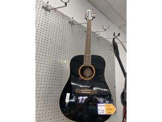 Guitarra Washburn, La Familia Casa de Empeño y Joyería-Bayamón Puerto Rico