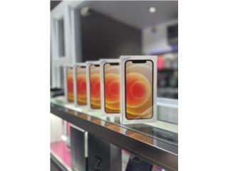 iPhone 12 64gb  new , ELOHIM CELLULAR & COMUNICATION Puerto Rico