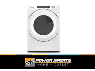 SECADORA DIGITAL WHIRLPOOL 27'', Power Sports Home + Outlet Puerto Rico