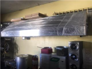 Campana de 5' con filtro y extractor , Echedistributors@yahoo.com Puerto Rico