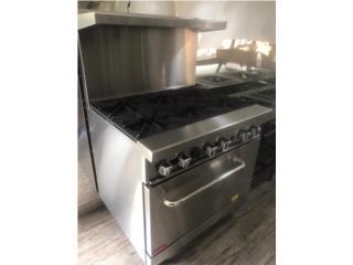 Estufas con hornos y sin hornos , Echedistributors@yahoo.com Puerto Rico