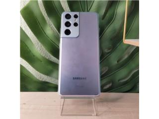 Galaxy S21 Ultra 5G Nuevo, Cellphone's To Go Puerto Rico