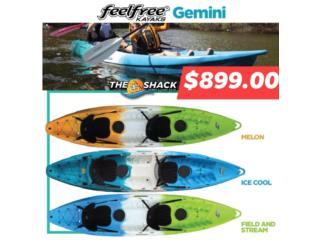 "Feelfree Gemini 12'6"" Pre Book, The SUP shack  Puerto Rico"