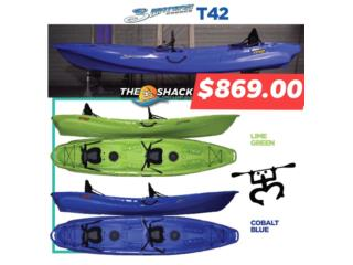 3 Waters T-42 Pre order doble, The SUP shack  Puerto Rico