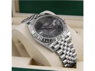 Rolex Datejust 41 Wimbledon Acero, CHRONO - SHOP Puerto Rico