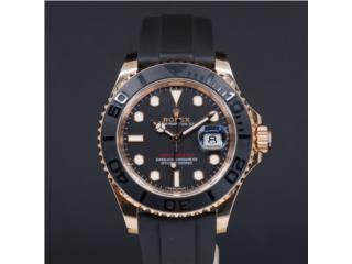 Rolex Yatch-Master 40 Oysterflex Everose Gold, CHRONO - SHOP Puerto Rico