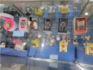 Variedad de  relojes , La Familia Casa de Empeño y Joyería, Ave. Barbosa Puerto Rico