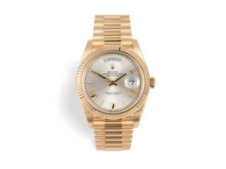 Rolex Day-Date President 40 Yellow Gold , CHRONO - SHOP Puerto Rico