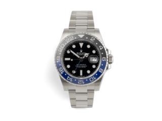 Rolex GMT Master II Batman Oyster bracelet, CHRONO - SHOP Puerto Rico