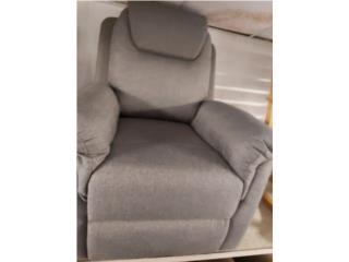Butaca Reclinable( nueva), Muebleria R&L Furniture World Puerto Rico