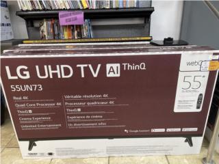 """LG Smart TV 55"""", LA FAMILIA VEGA BAJA 1 Puerto Rico"""