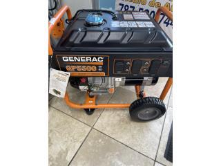 Generac GP5500 , LA FAMILIA VEGA BAJA 1 Puerto Rico