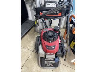 Honda Pressure Washer 3100, LA FAMILIA VEGA BAJA 1 Puerto Rico