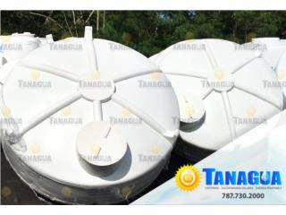 CISTERNA 500 GALONES MARCA AQUAPLASTICA, #1 Agua Tanagua Puerto Rico