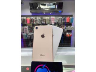 iPhone 8 64gb (unlock) , ELOHIM CELLULAR & COMUNICATION Puerto Rico