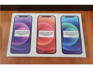 12 64GB Desbloqueado New , PHONE TECHNO PR Puerto Rico
