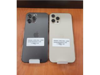Iphone 12 Pro Max 128GB Desbloqueado, PHONE TECHNO PR Puerto Rico