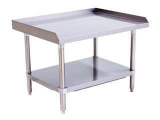 Mesa de Equipo/Equipment Table, Master Chef Puerto Rico