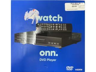 DVD player ONN, LA FAMILIA MANATI  Puerto Rico