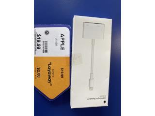 Apple adapter phone to tv $20 aprovecha!, La Familia Casa de Empeño y Joyería, Bayamón Puerto Rico
