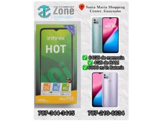 Infinix Hot P65 - Nuevo y Desbloqueado , The Technology Zone Puerto Rico