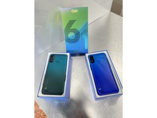 Blu smartphone , La Familia Guayama 1  Puerto Rico