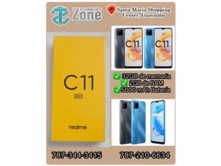 C11 2021  Realme 32GB, The Technology Zone Puerto Rico