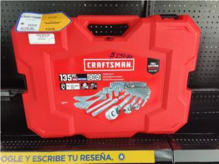 CAJA DE HERRAMIENTAS CRAFTSMAN DE 153 PCS., LA FAMILIA SAN SEBASTIAN 1 Puerto Rico