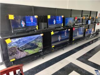 VARIEDAD DE TELEVISORES SMART TV NUEVO , LA FAMILIA SAN SEBASTIAN 1 Puerto Rico