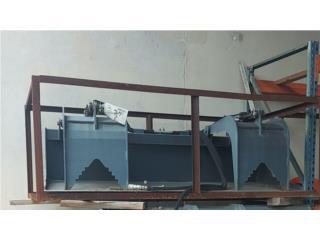 GRAPPLE BUCKET 72'', Reliable Equipment Corp. Puerto Rico